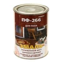 Эмаль FARBITEX ПФ-266 алкидная красно-коричневый 2.7кг