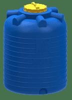 Емкость цилиндрическая вертикальная 3000л (1520*2050мм) 40-205