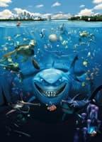 Фотообои KOMAR 184*254cm 4-406 Nemo (4 части)