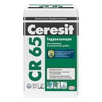 Смесь CERESIT гидроизоляционная CR 65 25кг