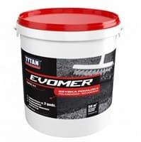 Мастика TYTAN EVOMER битумно-полимерная для ремонтных работ  5 кг, шт