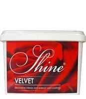 Штукатурка декоративная SHINE Velvet 11 2кг
