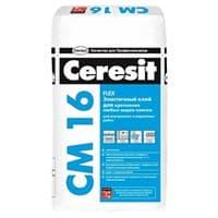 Клей CERESIT для кафеля СМ16 25кг
