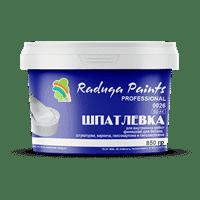 Шпатлевка РАДУГА-0026 для гипсокартона (0,85кг)