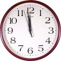Часы настенные САЛЮТ П-2Б1.3-015