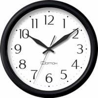 Часы настенные САЛЮТ Фотон П111 черный