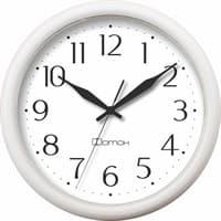 Часы настенные САЛЮТ Фотон П111 белый