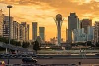 Обои PHOTO DECOR Картина на холсте Астана 50*80
