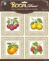Элемент декоративный ROOM DECOR Декор Фрукты №1 3D TLA 0701
