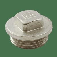 Заглушка FADO 1 H никель ZN03