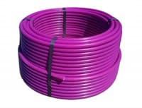 Труба CHEVRON Thermo пятислойная PERT-EVOH фиолетовая P5 d=16 толщ. 2,0 mm 714196
